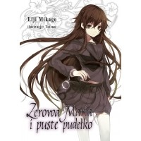 Zerowa Maria i puste pudełko - 2 Light novel Waneko