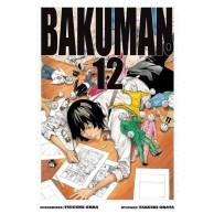 Bakuman - 12