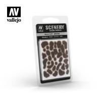 Vallejo Scenery SC411 Wild Tuft – Brown