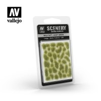 Vallejo Scenery SC417 Wild Tuft – Light Green Trawa i Posypki Vallejo
