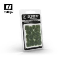Vallejo Scenery SC427 Wild Tuft – Strong Green Trawa i Posypki Vallejo