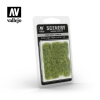 Vallejo Scenery SC428 Wild Tuft – Jungle Trawa i Posypki Vallejo