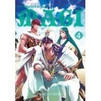 Magi: Labyrinth of Magic - 4