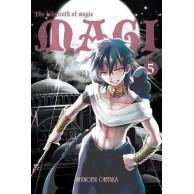 Magi: Labyrinth of Magic - 5