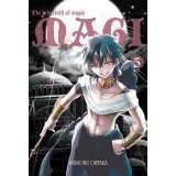 Magi: Labyrinth of Magic - 5 shounen Waneko