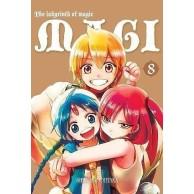 Magi: Labyrinth of Magic - 8