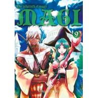 Magi: Labyrinth of Magic - 9