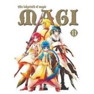 Magi: Labyrinth of Magic - 11