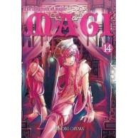 Magi: Labyrinth of Magic - 14