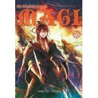 Magi: Labyrinth of Magic - 16
