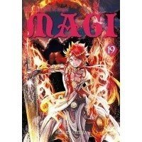 Magi: Labyrinth of Magic - 19