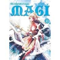 Magi: Labyrinth of Magic - 20