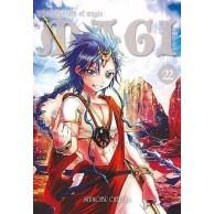 Magi: Labyrinth of Magic - 22