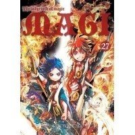 Magi: Labyrinth of Magic - 27