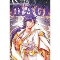 Magi: Labyrinth of Magic - 29
