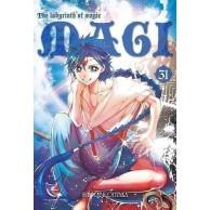 Magi: Labyrinth of Magic - 31