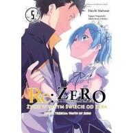 Re: Zero - Truth of Zero - 5 shounen Waneko
