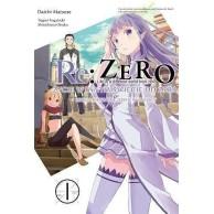 Re: Zero - Życie w innym świecie od zera. Księga 1 - Dzień w stolicy - 1