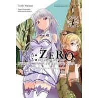 Re: Zero - Życie w innym świecie od zera. Księga 1 - Dzień w stolicy - 2 Shounen Waneko
