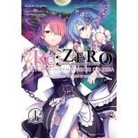 Re: Zero - Życie w innym świecie od zera. Księga 2 - Tydzień w posiadłości - 1