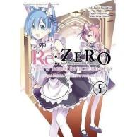 Re: Zero - Życie w innym świecie od zera. Księga 2 - Tydzień w posiadłości - 5
