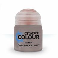 Farba Citadel Layer: Canoptek Alloy