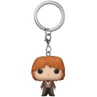 Funko POP Keychain: Harry Potter - Ron Weasley (Yule) Funko - Harry Potter Funko - POP!
