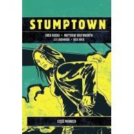 Stumptown - 1 Komiksy kryminalne Mucha Comics