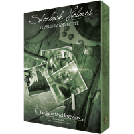The Baker Street Irregulars - Sherlock Holmes: Consulting Detective Gry Dedukcji Space Cowboys