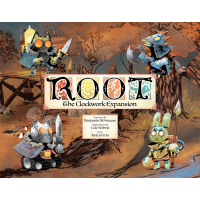 Root: The Clockwork Expansion Crowdfunding Leder Games