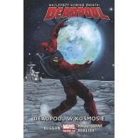 Deadpool - 9 - Deadpool w kosmosie.