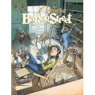 Czwórka z Baker Street - 5 - Dziedzictwo Moriarty'ego Komiksy kryminalne Egmont