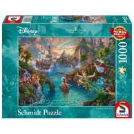 PQ Puzzle 1000 el. Piotruś Pan (Disney) Schmidt Spiele Schmidt Spiele