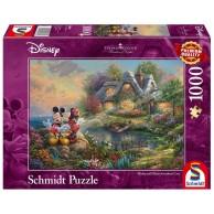 PQ Puzzle 1000 el. Myszka Miki & Minnie (Disney)
