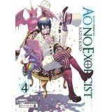 Ao No Exorcist - 4 Shounen Waneko