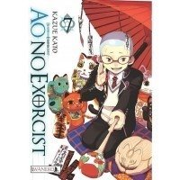 Ao No Exorcist - 7