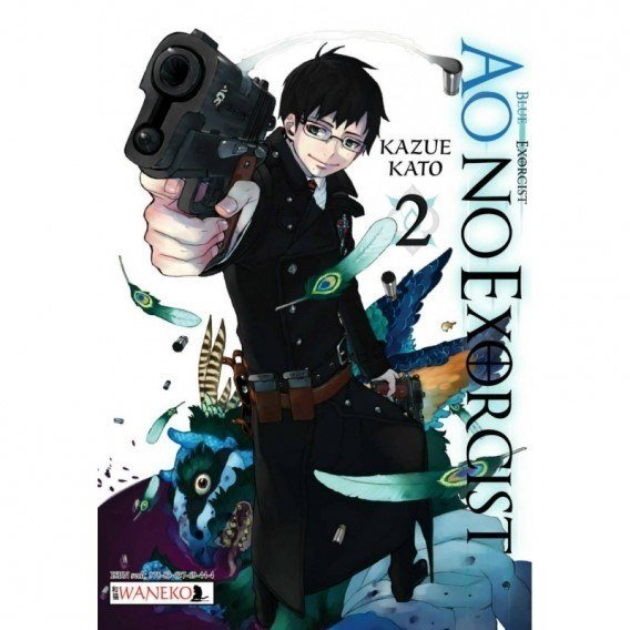 Ao No Exorcist - 2 Shounen Waneko