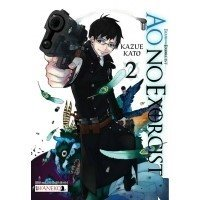 Ao No Exorcist - 2