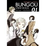 Bungou Stray Dogs - Bezpańscy literaci - 1