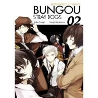 Bungou Stray Dogs - Bezpańscy literaci - 2