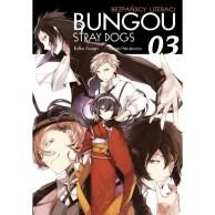 Bungou Stray Dogs - Bezpańscy literaci - 3