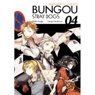 Bungou Stray Dogs - Bezpańscy literaci - 4