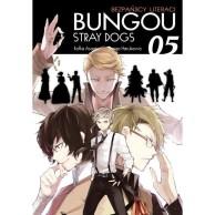 Bungou Stray Dogs - Bezpańscy literaci - 5