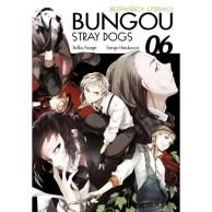 Bungou Stray Dogs - Bezpańscy literaci - 6