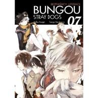 Bungou Stray Dogs - Bezpańscy literaci - 7