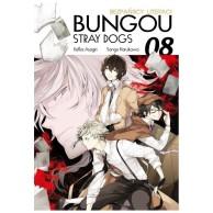 Bungou Stray Dogs - Bezpańscy literaci - 8