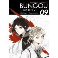 Bungou Stray Dogs - Bezpańscy literaci - 9