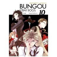 Bungou Stray Dogs - Bezpańscy literaci - 10
