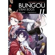Bungou Stray Dogs - Bezpańscy literaci - 11