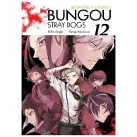 Bungou Stray Dogs - Bezpańscy literaci - 12